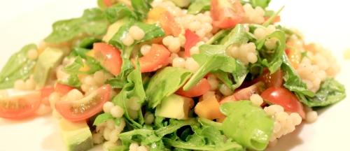 upclose salad
